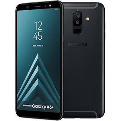 Samsung Galaxy A6 Plus (2018) lavender