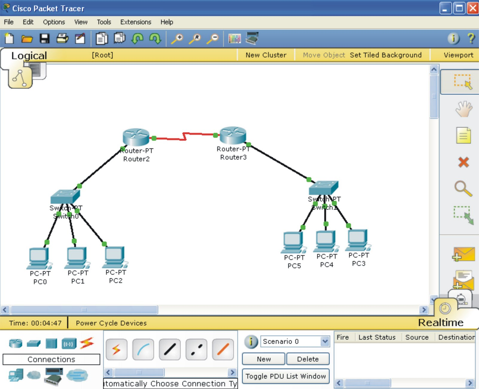 about cisco packet tracer