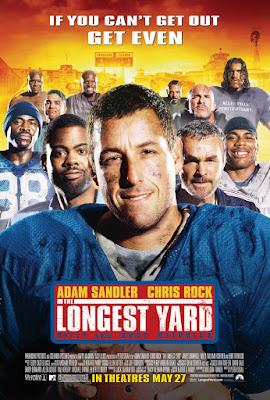The Longest Yard Poster