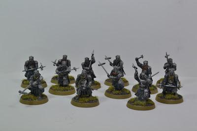 Grimhammers Hobbit SBG