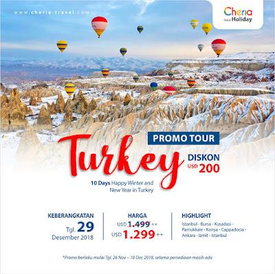 Promo Turki Desember