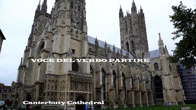 DIARIO DI VIAGGIO IN INGHILTERRA: CANTERBURY