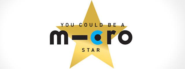 Become a #microstar