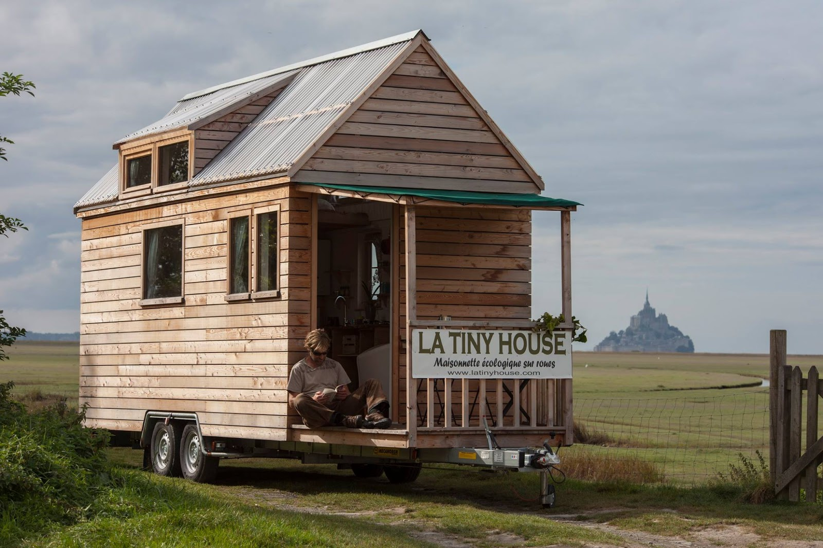 Tiny House Town Granville From La Tiny House