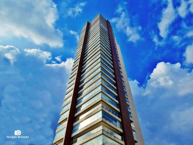 Perspectiva inferior do Edifício Maison Victoria - Paraíso - São Paulo