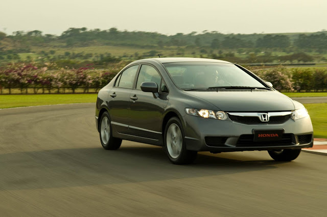 Honda Civic 2009 - recall
