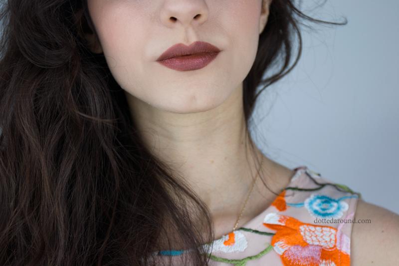 Dotted around nabla goa perfect day boh me reverse lipsticks - Rossetto mac diva ...