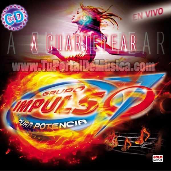 La Banda Impulso - A Cuartetear (2016)