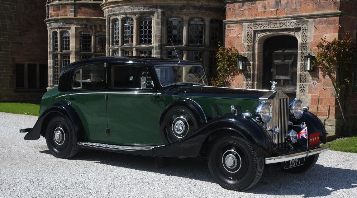 just a car guy 1936 rolls royce phantom iii it 39 s seen a lot of the world subsequent to getting. Black Bedroom Furniture Sets. Home Design Ideas
