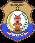 logo lambang cpns kab Kabupaten Bombana