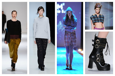 LO + FASHION - Mercedes-Benz Fashion Week Russia 1