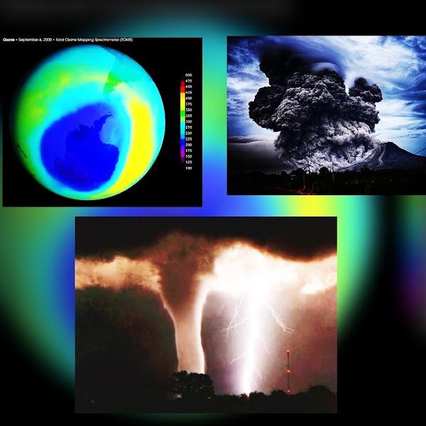 URGENTE: Los científicos detectan alarmantes variaciones de la densidad de la capa de ozono