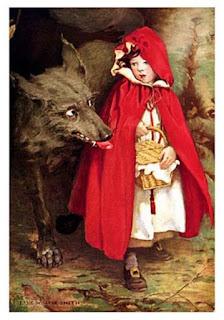 قصص قصيرة | قصة ذات الرداء الأحمر