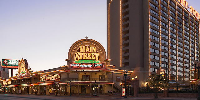 Main Street Station Hotel Casino and Brewery offers the best downtown Las Vegas experience with the popular Triple 7 Restaurant & Brewery and a Victorian Era hotel & casino, a unique experience you won't want to miss.
