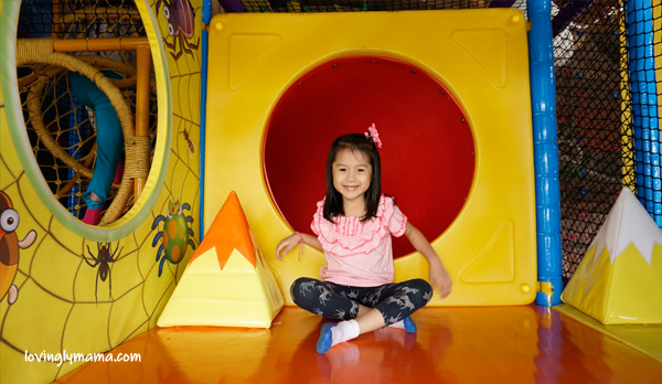 Kidociti - Bacolod indoor playground - Bacolod wall climbing - kids - playdate - Bacolod blogger - Bacolod mommy blogger - play area