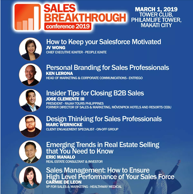 Sales Conference Philippines 2019