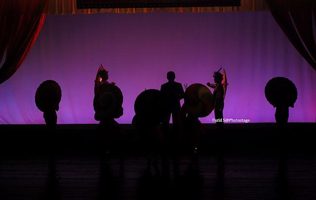 pentas, foto teater, foto komedi, nyonya nomor satu, butet kertaradjasa, agus noor, titik puspa, happy salma, Taman Ismail Marzuki, foto panggung, teater
