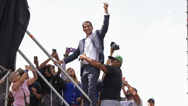 """Francia dice que Guaidó puede """"para convocar elecciones"""" en Venezuela"""