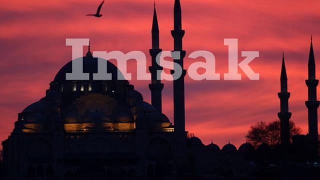 jadwal imsak puasa ramadhan terbaru