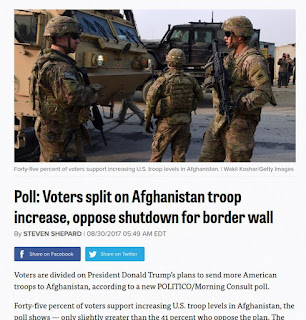 Sorpresa: in Afghanistan le truppe Usa son già aumentate! (aggiornato)