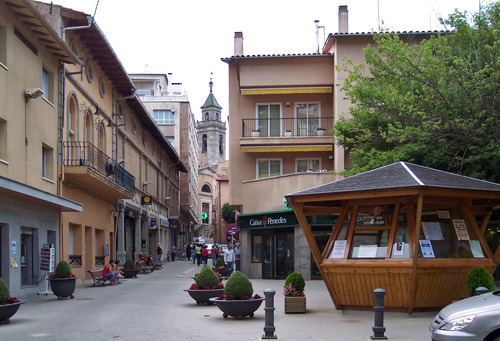 Encuentro de autocaravanas Via Crucis Vivent, Girona, 2017