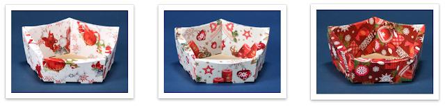Świąteczny kosz na prezenty 5