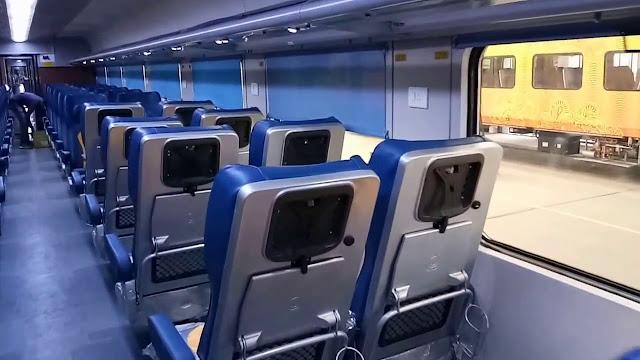 IRCTC: अब ट्रेन में मिलेगी विमान यात्रियों की तरह ये सेवा