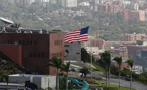 ¡Fuera ya de Venezuela la embajada gringa!