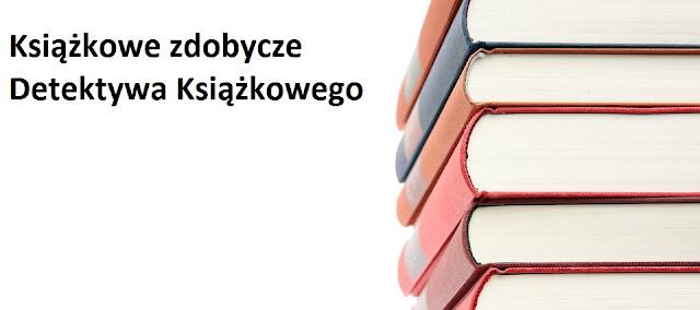 Książkowe zdobycze Detektywa Książkowego!