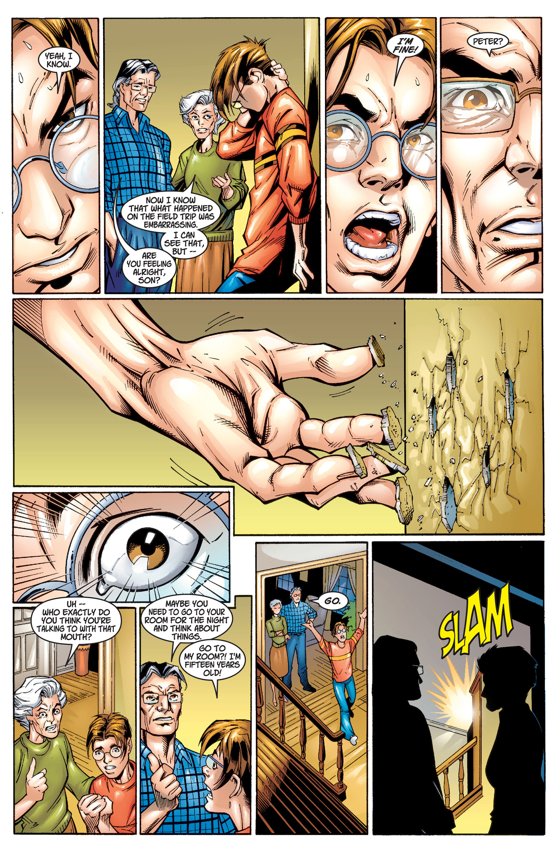 Read online Ultimate Spider-Man (2000) comic -  Issue #1 - 43