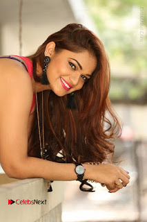 Tollywood Actress Ashwini Latest Stills in Ripped Jeans  0096.JPG