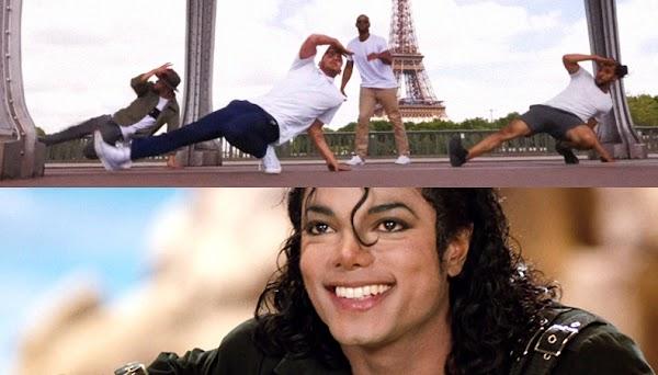"""Dançarino faz um remake de """"Black or White"""" de Michael Jackson contra o preconceito e o resultado é INCRÍVEL!"""