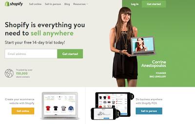مراجعة أفليت shopify: تقديم ما يصل إلى 2400 $ لكل بيع؟ شرعي؟