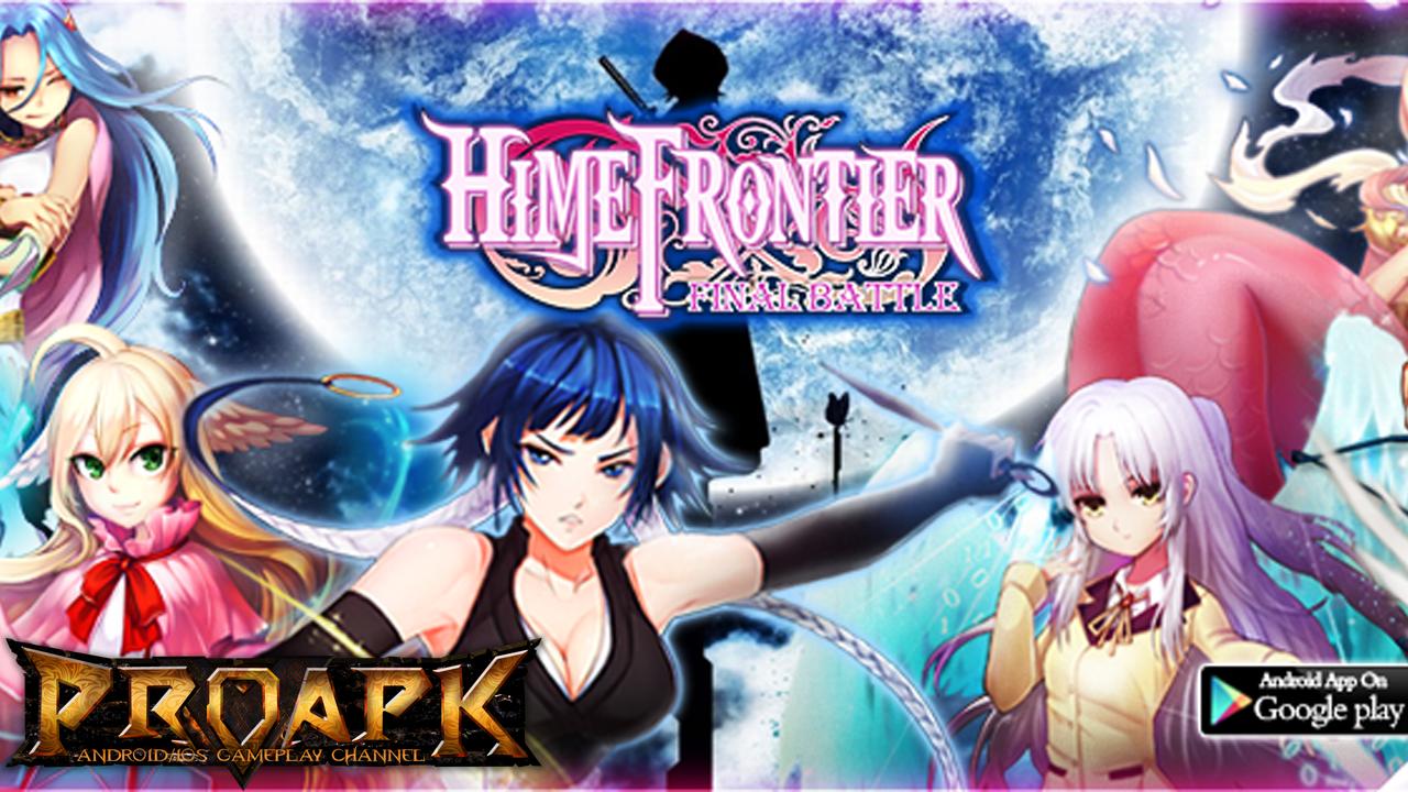 HiMe Frontier-final battle