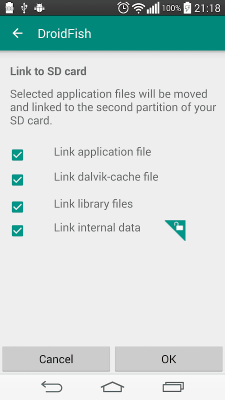 Link2SD APK Android Application Download - The Ultimate Root