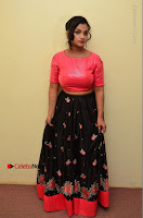 Telugu Actress Mahi Stills at Box Movie Audio Launch  0021.JPG