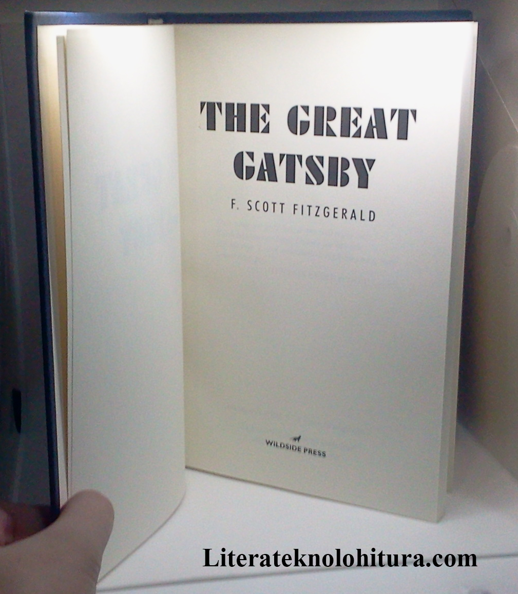 great gatsby review Even if it's true, let's forget the great american novel business regarding the  great gatsby for a minute what makes f scott fitzgerald's.