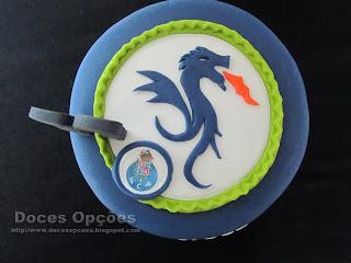 bolo aniversário fcp bragança