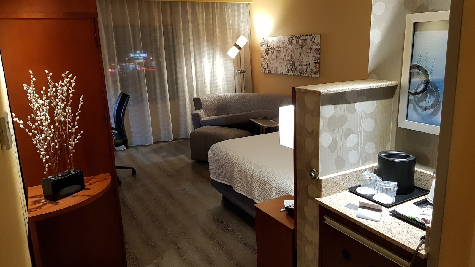 8th Stay:Courtyard Victorville Hesperia