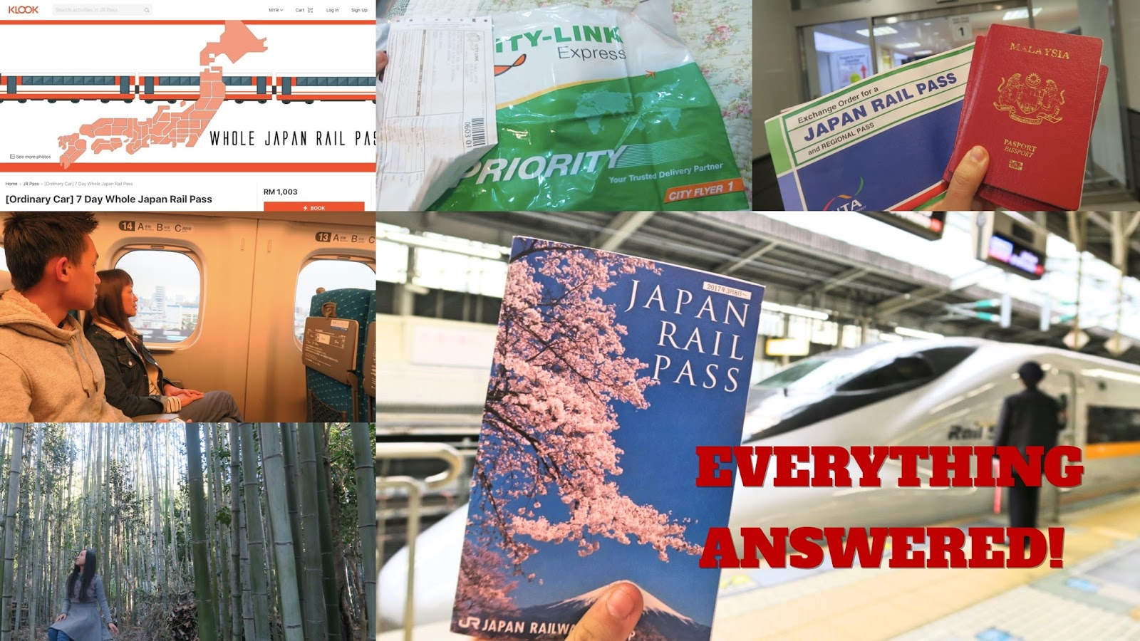 Miss HappyFeet: Japan Rail Pass- Everything You Need to Know