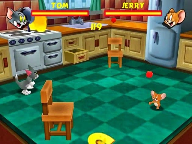Tom and Jerry – Fists of Fury PC Game Free Download Screenshot 2