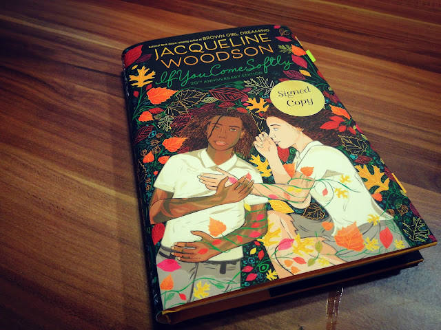 neues Cover von If you come softly by Jaqueline Woodson