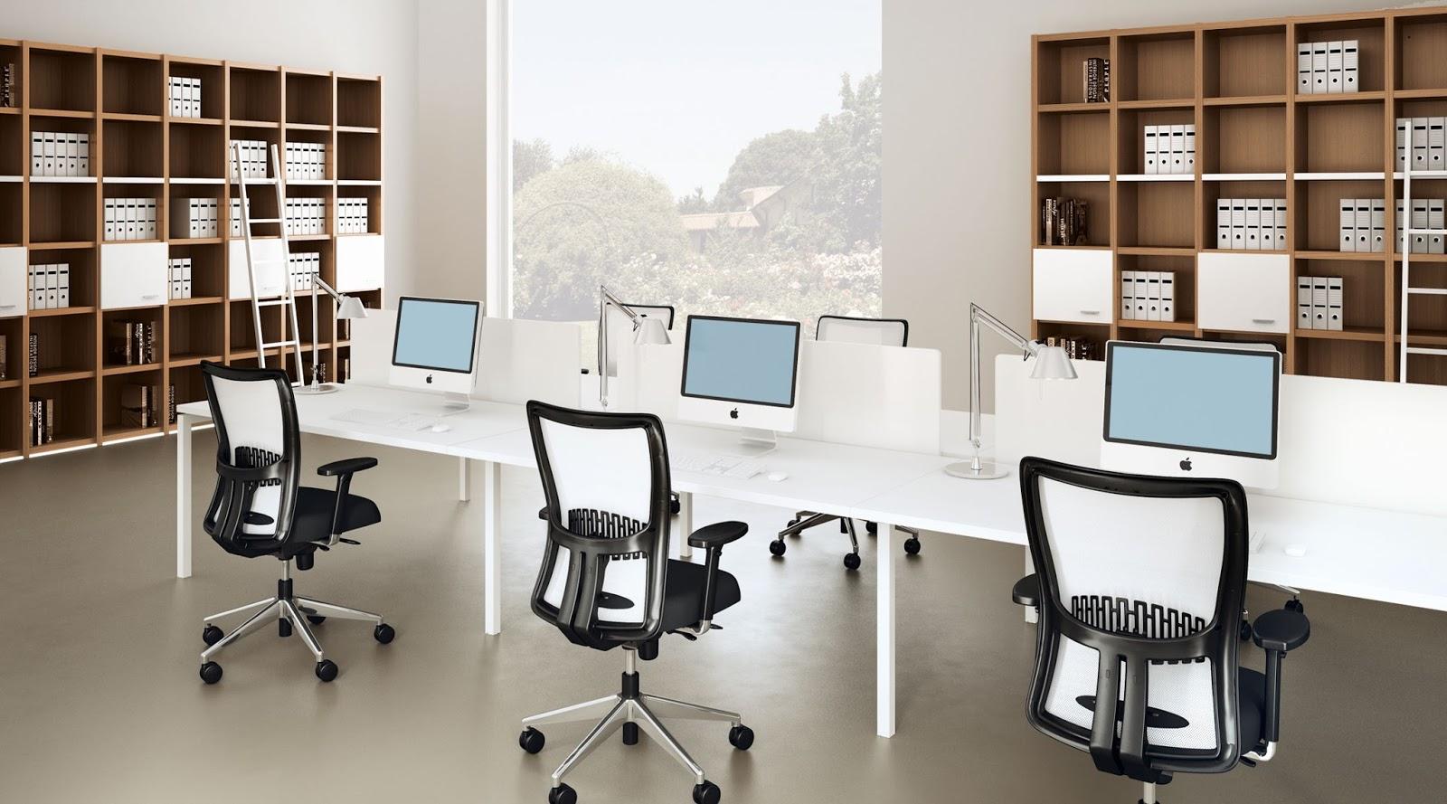 20 Desain Interior Kantor Minimalis Modern