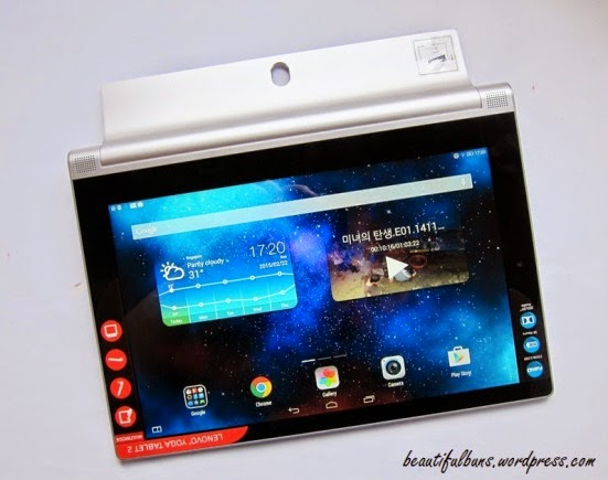 Lenovo Yoga Tablet 2 Giveaway Singapore Only contest competition