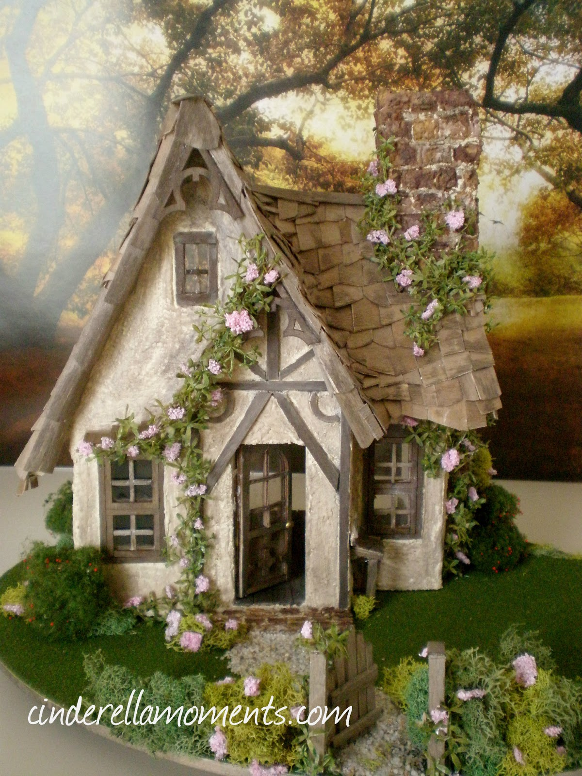 Cinderella Moments Miss Reads English Cottage