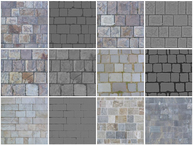 8_seamless texture_paving_stone_sidewalks-#8a