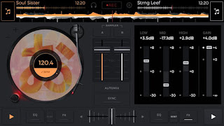 Download Aplikasi edjing Mix DJ music mixer APK