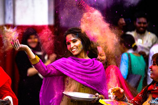 Happy Holi Celebrated