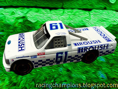 Todd Bodine #61 Roush Ford Racing Champions 1/64 NASCAR diecast blog supertrucks truck 1995