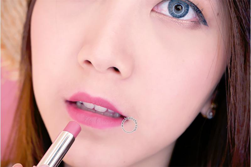 Review Lip On Lip Matte